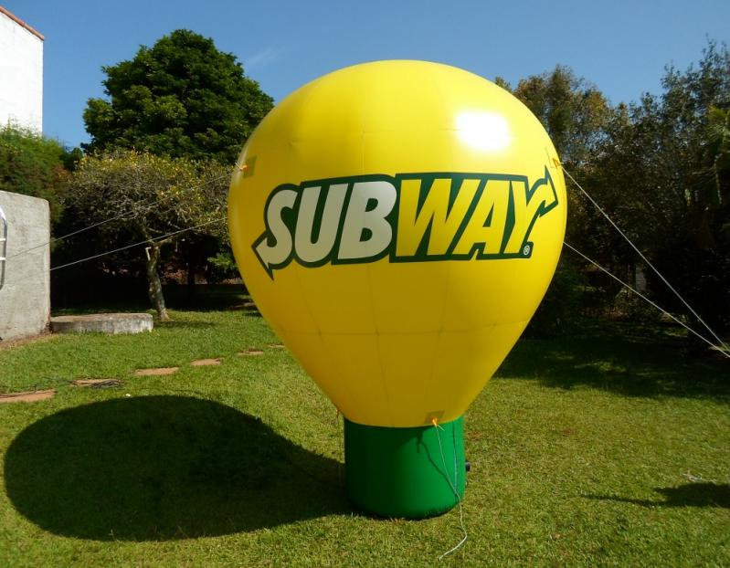 Balão Inflável Roof Top para Propaganda ARUJÁ - Roof Top Infláveis em Sp