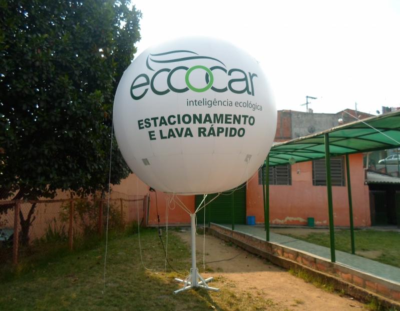 Bolas Promocionais para Eventos no Imirim - Balões Promocionais