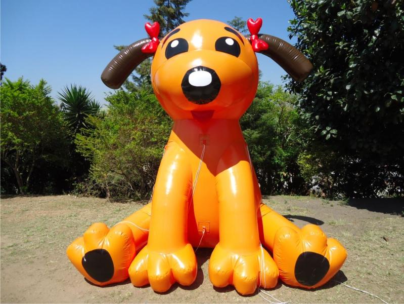 Comprar Mascote Inflável para Eventos em Jaçanã - Fábrica de Mascote Inflável