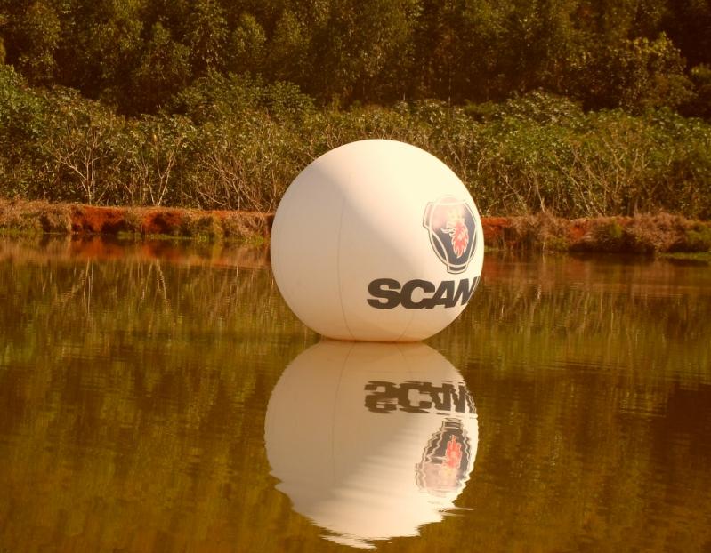 Fábrica de Balões Blimp na Cidade Tiradentes - Blimps Infláveis Gigantes