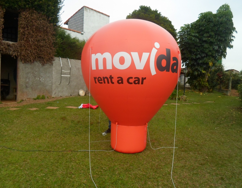Fábrica de Balões Roof Top para Eventos em Poá - Roof Top Infláveis Preço