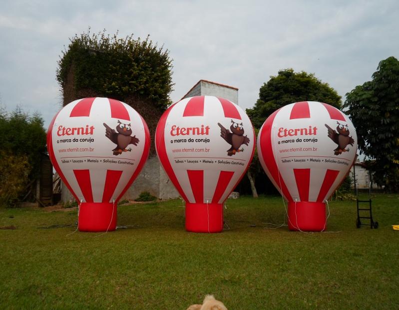 Fábrica de Balões Roof Top em Cachoeirinha - Roof Top Infláveis Preço
