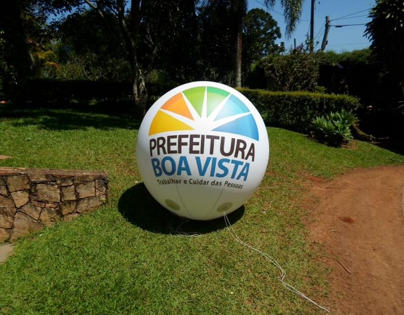 Fábrica de Bola Show para Propaganda em São Caetano do Sul - Fábrica de Tendas Infláveis