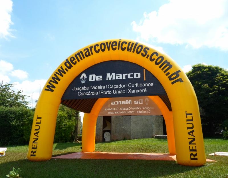 Fábrica de Cobertura Inflável em Alagoas - AL - Maceió - Fábrica de Tendas Infláveis