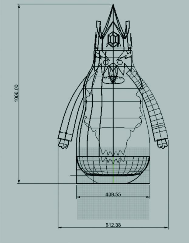Fábrica de Mascote Inflável para Propaganda na Liberdade - Mascotes Infláveis de Personagens