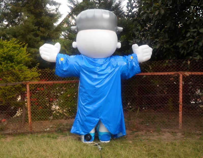 Fábrica de Mascotes Infláveis São Paulo para Eventos no Jardins - Mascotes Infláveis de Personagens