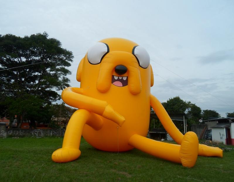 Fábrica de Mascotes Infláveis na Aclimação - Fábrica de Mascote Inflável