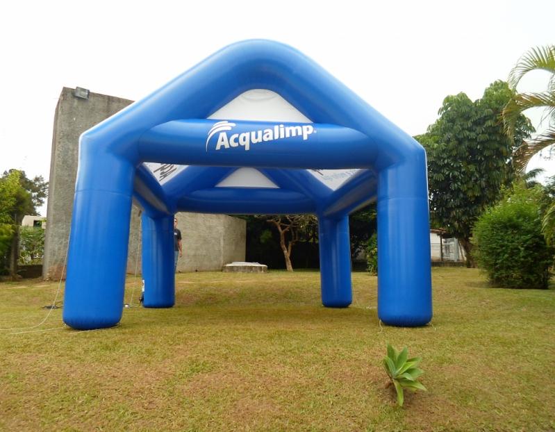fábrica de tenda inflável para propaganda em São Miguel Paulista a132a61eb97b1