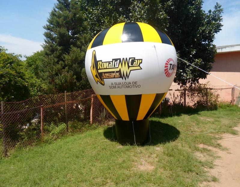 fabricante de balões infláveis de propaganda na Vila Prudente 706a4c44d4729
