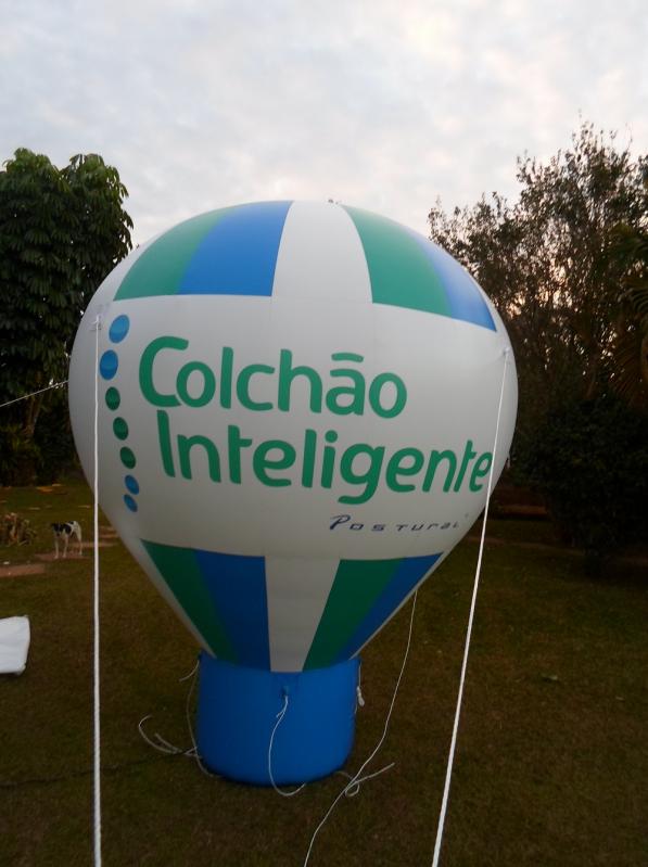 Fabricante de Balões Promocionais Infláveis no Butantã - Balões Infláveis Promocionais