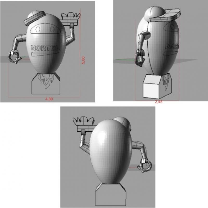 Fabricante de Mascote Inflável Real na Vila Andrade - Mascotes Big Inflável