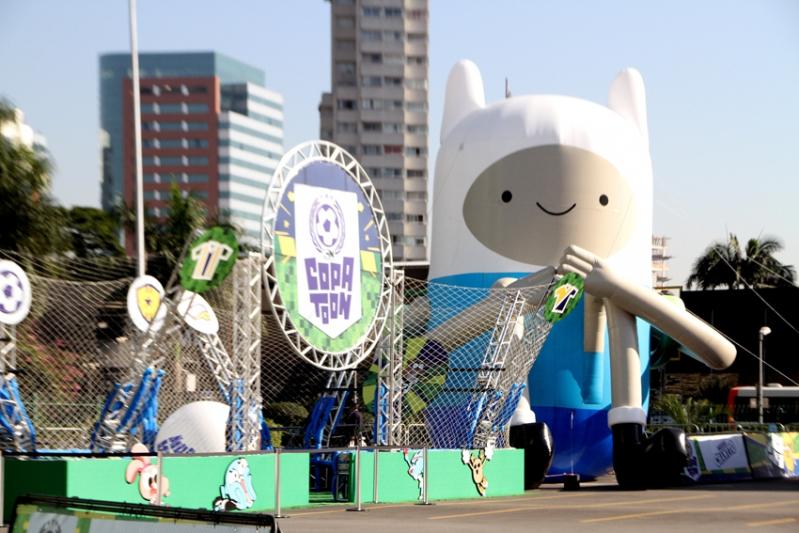 Fabricante de Mascotes Infláveis de Posto de Gasolina em Artur Alvim - Mascote Inflável para Ação Promocional
