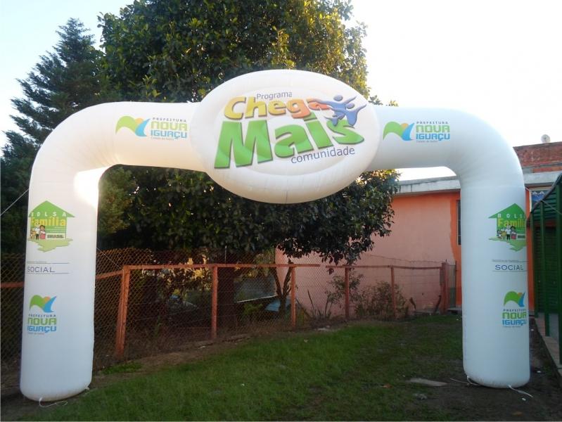 Fabricante de Portais Infláveis para Eventos na Vila Matilde - Portais Infláveis para Eventos
