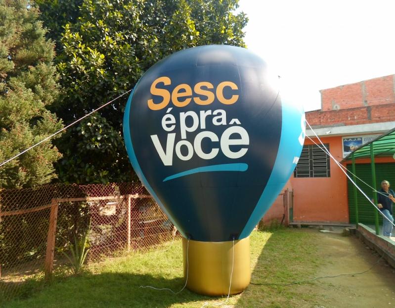 Fabricante de Roof Top Infláveis Promocionais em São Caetano do Sul - Roof Top Infláveis em Sp