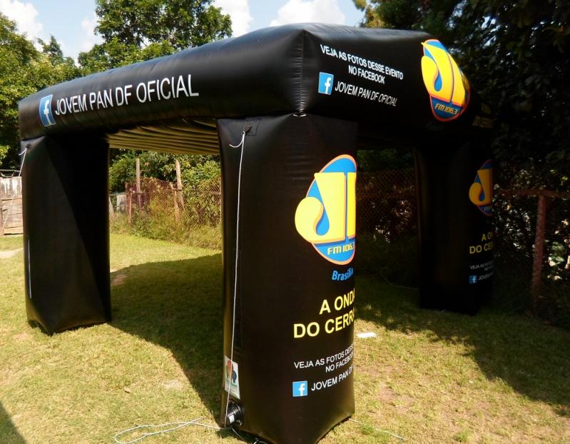Fabricante de Stand Inflável para Festas no Parque São Rafael - Stand Inflável para Show