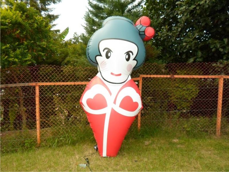 Mascote Inflável a Venda para Propaganda em Jandira - Mascotes Infláveis Personalizados