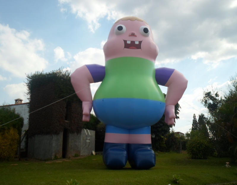 Mascote Inflável Preco em Pernambuco - PE - Recife - Fábrica de Mascotes Infláveis