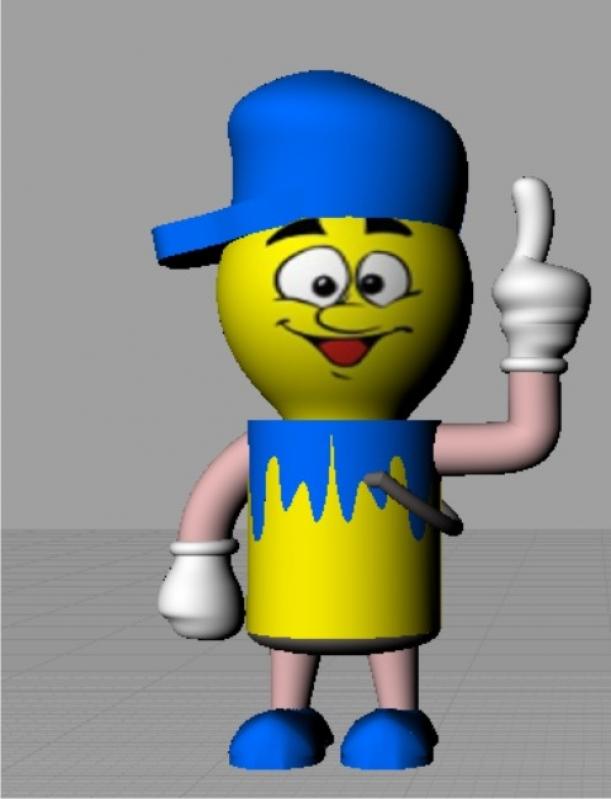 Mascotes Infláveis de Posto de Gasolina para Propaganda em Hortolândia - Mascotes Infláveis Personalizados