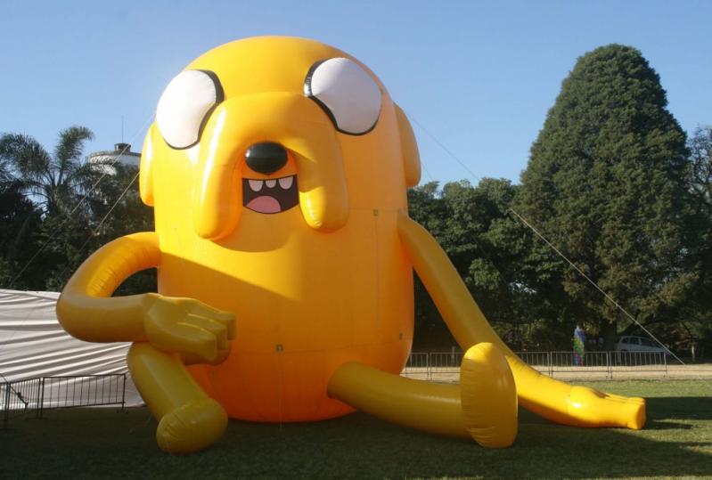 Mascotes Infláveis Preço para Propaganda em Itapecerica da Serra - Fábrica de Mascote Inflável em Sp