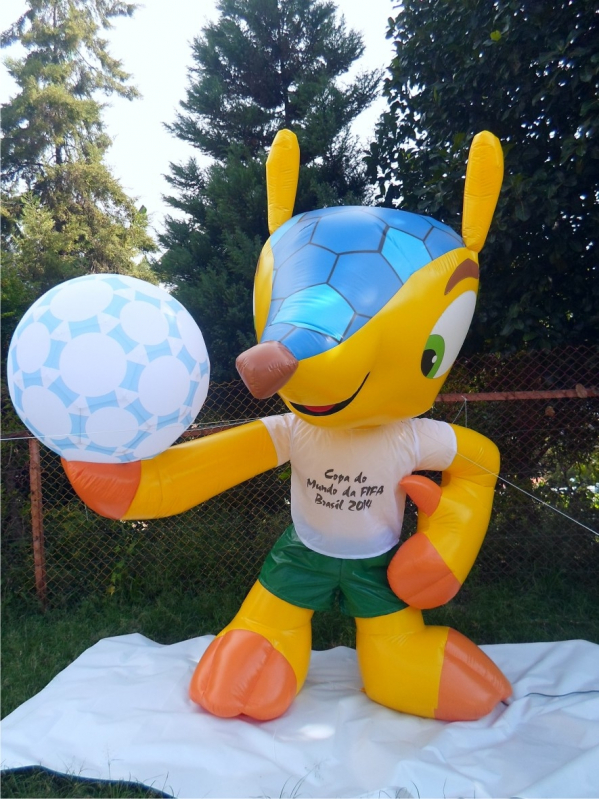 preço boneco inflável para propaganda em José Bonifácio 7ba82ec8482bb