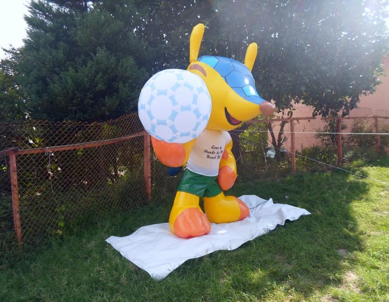 Preço Mascote Inflável para Ação Promocional em Bragança Paulista - Mascote Inflável para Ação Promocional