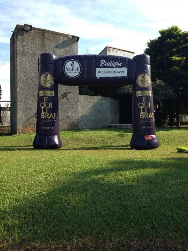 Preço Portais Infláveis para Eventos em Rio Grande do Norte - RN - Natal - Pórticos Infláveis para Eventos