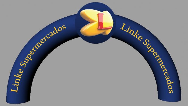 Preço Pórtico Inflável no Acre - AC - Rio Branco - Portais Infláveis para Eventos