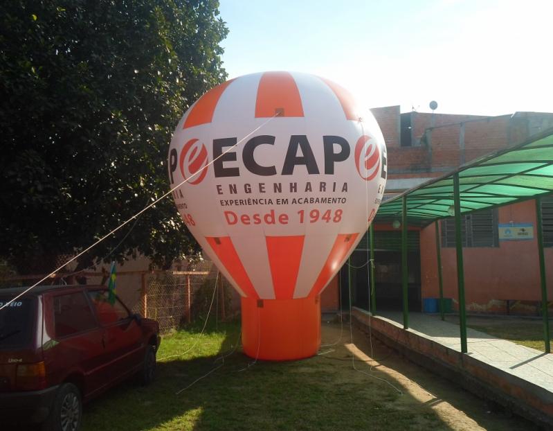 Roof Top Infláveis Promocionais na Vila Gustavo - Roof Top Infláveis em Sp