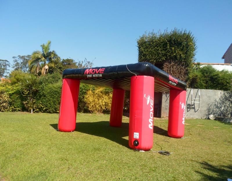 Stand Inflável Gigante em Itaquera - Stand Inflável para Show