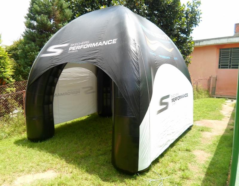 Stand Inflável para Show para Eventos em Biritiba Mirim - Stands Infláveis Gigantes