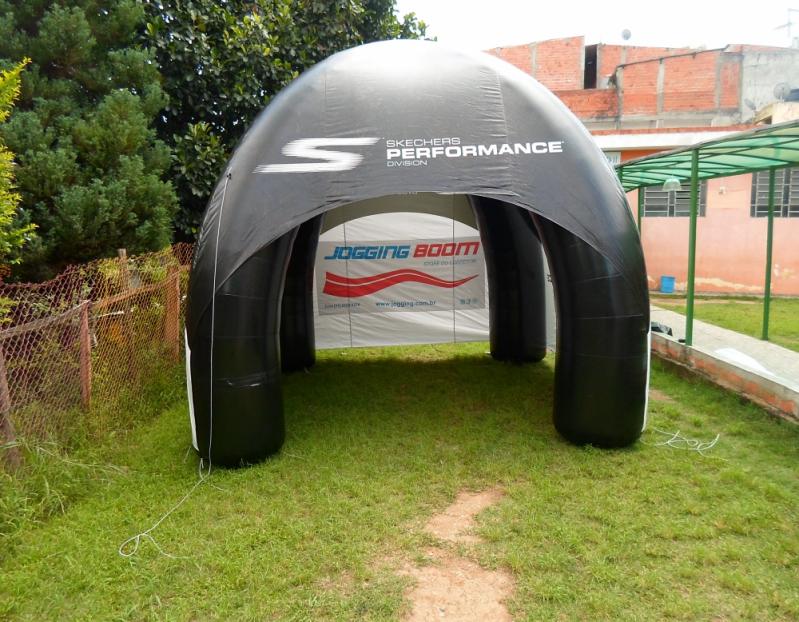 Stand Inflável para Show para Propaganda no Jaguaré - Stand Inflável para Festas