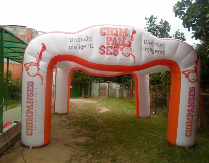 Stand Inflável Promocional no Jardins - Stands Infláveis Gigantes