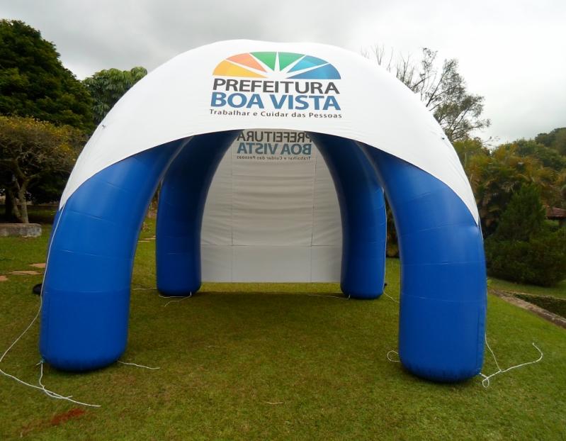 Tenda Inflável Promocional