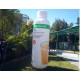 balão inflável propaganda no Jardim Paulista