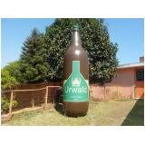 balão inflável na Água Funda