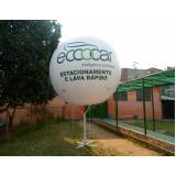 balão propaganda inflável para eventos na Vila Medeiros
