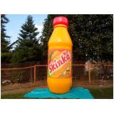 balões infláveis para propaganda