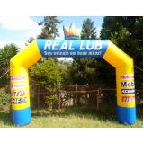 Balões Infláveis