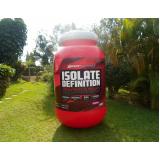balões promocionais infláveis para eventos em Itapevi