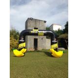 barraca inflável promocional preço na Água Funda