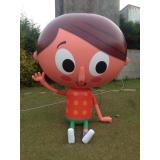 empresa de boneco inflável promocional na Pedreira