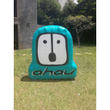 empresa de inflável promocional para eventos na Lapa