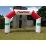 empresa de inflável promocional para projeção em Suzano