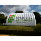 empresa de túnel inflável personalizado para empresa no Jardim Bonfiglioli