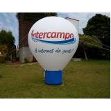 fábrica de balão roof top em sp em Pinheiros