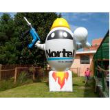fábrica de balões infláveis para propaganda no Pacaembu