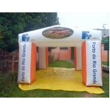 fábrica de infláveis para propaganda no Butantã