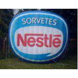 fábrica de logotipos infláveis em sp no Ibirapuera