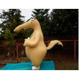 fábrica de mascote inflável em sp em sp em Hortolândia
