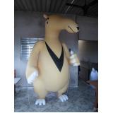 fábrica de mascote inflável em sp para propaganda em Hortolândia